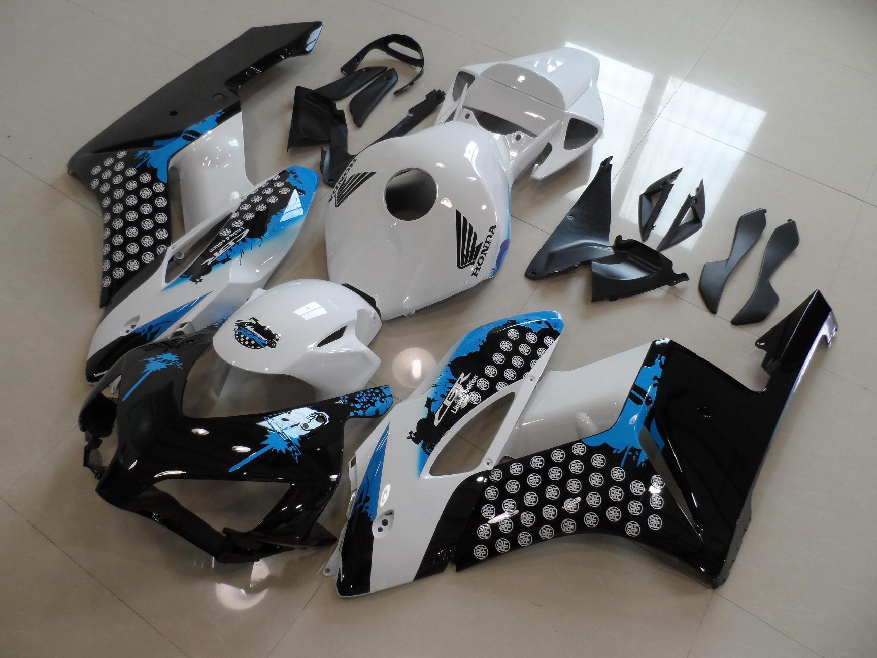 CBR1000RR 2004-2005 BLACK&BLUE&WHITE