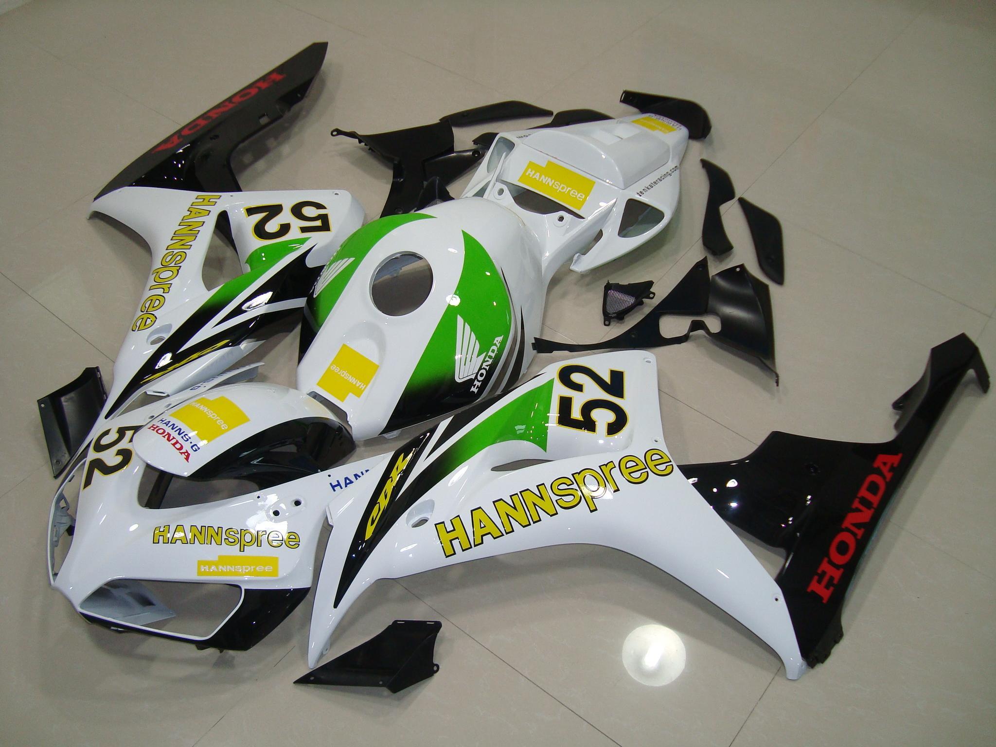 CBR1000RR 2006-2007 Hannspree