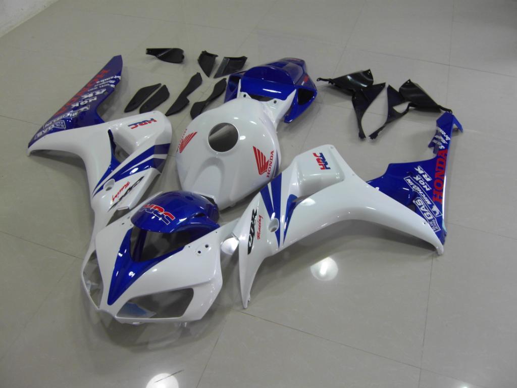 CBR1000RR 2006-2007 PEARL WHITE&BLUE