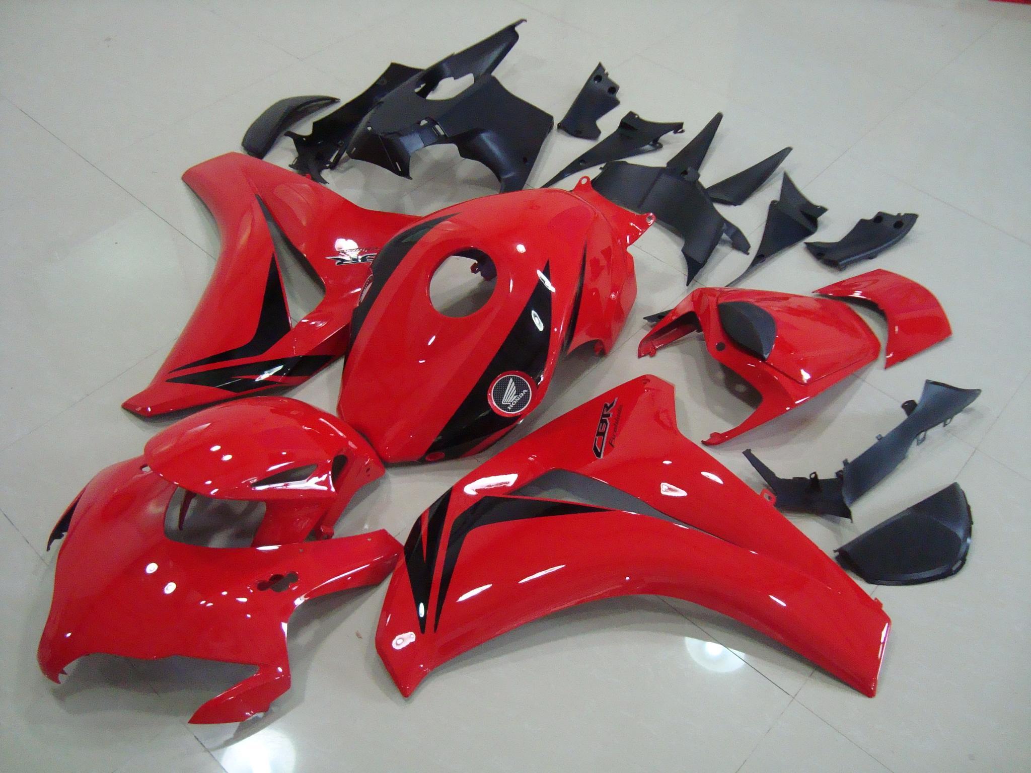 CBR1000RR 2008-2011 RED OEM 2