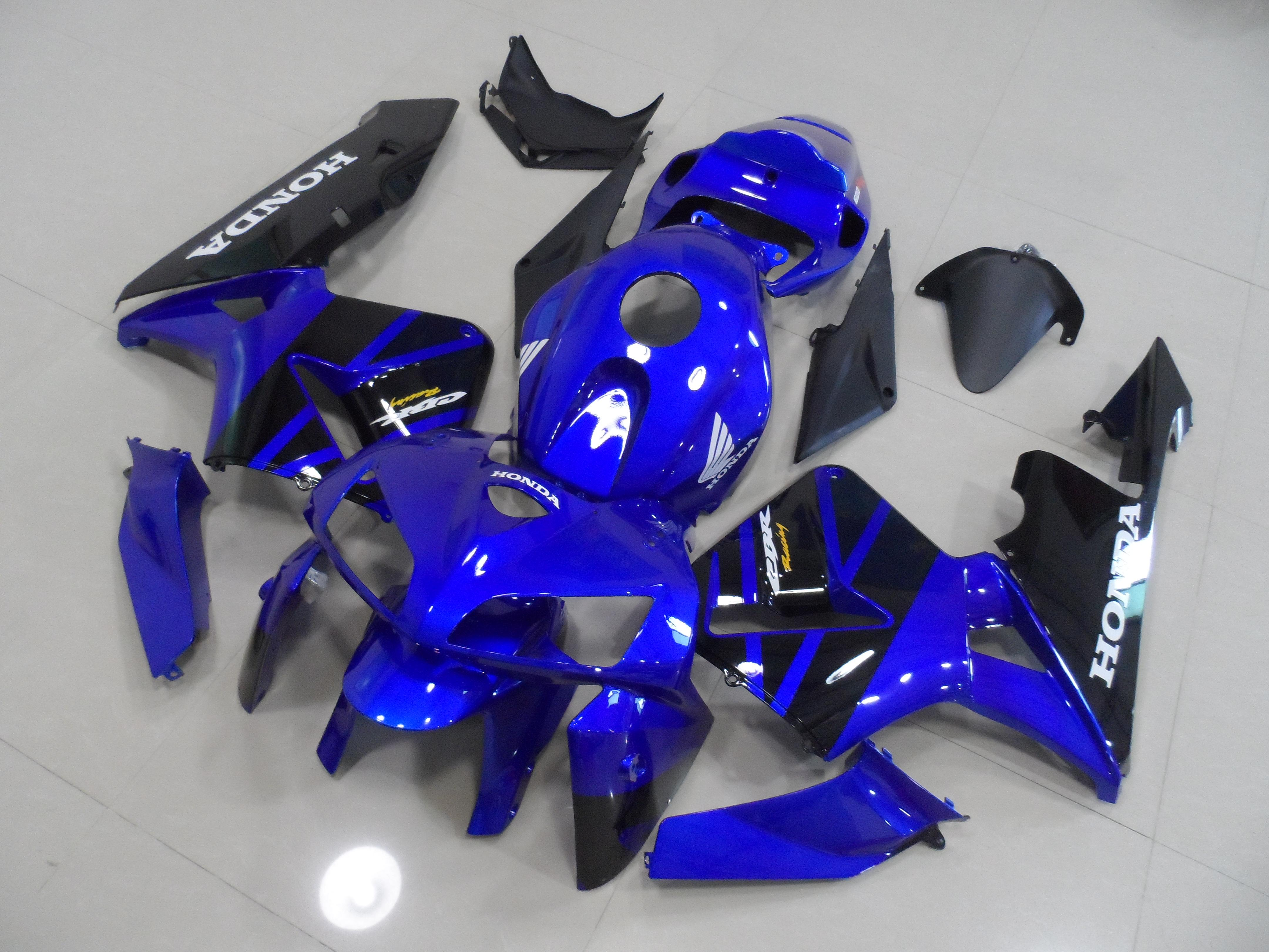 CBR600RR 2005-2006 BLUE&BLACK