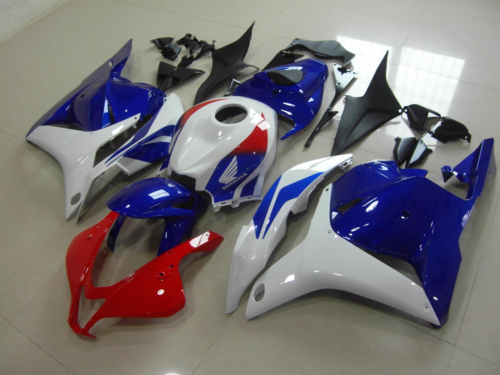 CBR600RR 2009-2012 HRC NO STICKER