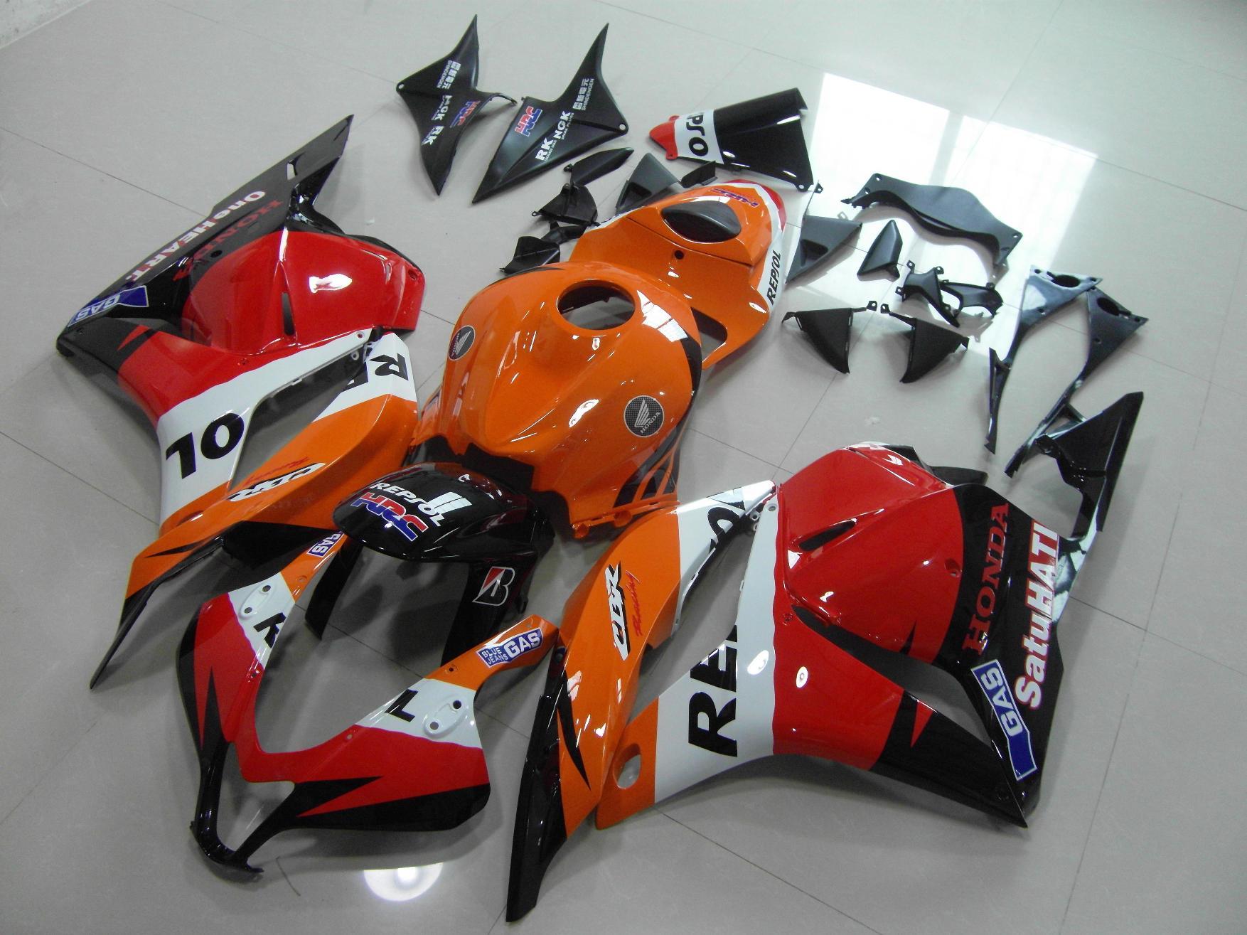 CBR600RR 2009-2012 NEW REPSOL