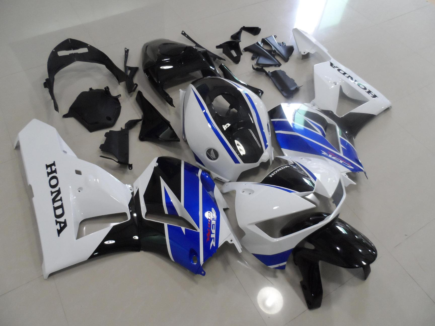 CBR600RR 2013-2014 BLUE BLACK WHITE OEM (1)